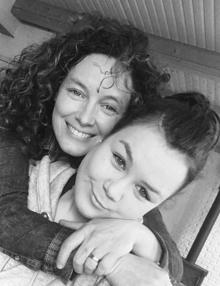 Lisa en Brenda